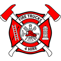 Fire Trucks 4 Hire logo